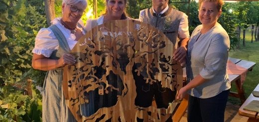 Baum des Lebens Hochzeitsgeschenk